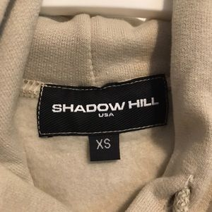 Sweaters - SHADOW HILL limited edition sand / beige hoodie